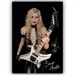 A2 Signed Poster - Chains &...